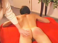 Teen booty spanking chapter with a grove