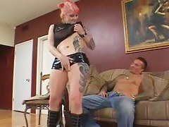 Real Femdom Couples:-TOTAL UNREPINING SPOUSE-:ukmike vid