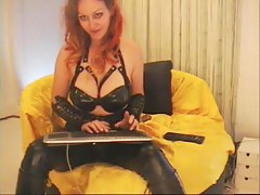 Keep quiet porn movie in the matter of me showing on webcam my pussy