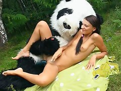 Cute hotty has mating in legal age teenager porn film