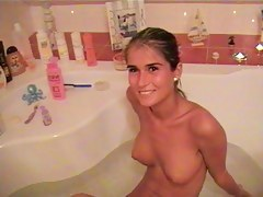 Str8 titties porn act in chum around with annoy sexy baths