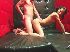 Hard student fuck is what this lascivious pair needs now