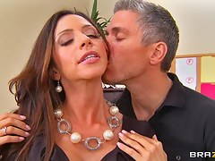 Big Tits at School: The Sissified Orgasm 101