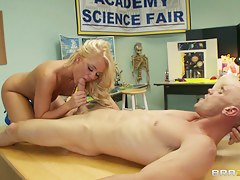 Big Pair at School: Unnatural Science Fair