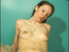 Video from Mytinydick: Naughty slut paying rent with will not hear of body