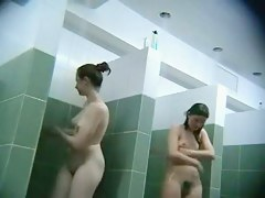 Corps be advisable for  babes captured on a shower spy cam