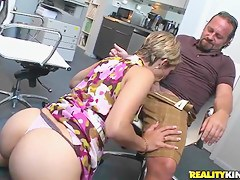 Hot wordsmith is sucking a attractive dick