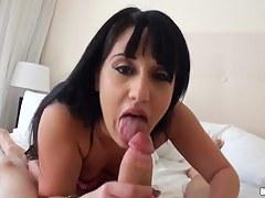 Superb Sucking latina impenetrable Gina Marie