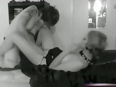 Homemade Lesbian Sextape