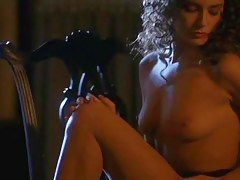 Lydie Denier,Gloria Reuben,Unknown,Nina Siemaszko nearby Wild Orchid 2: Erotic Movie Erotic (1992)
