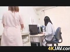 Japanese Lesbian Doctor
