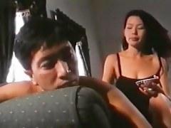 Rebecca  Cheung,Miho Nomoto in Nu Huan (1999)