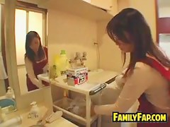 XXX Asian Step Mother