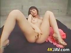 Japanese Harlot ###ing Cum