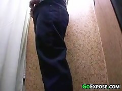 Blowjobs In The Dressing Room