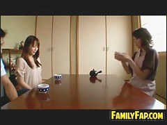 Naughty Asian Step Daughter