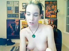 My hot immature pussy and bust revealed